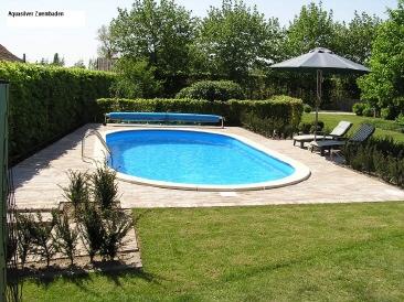 Inbouw zwembaden for Zwembad inbouw